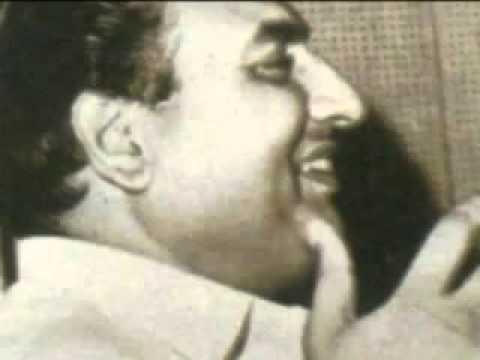Ae Mussavir Mere Mahboob Ki Tasveer Bana  Mohammad Rafi  A Ghazal...
