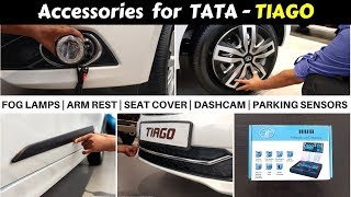 Accessories for Tiago with Prices   Hindi   Ujjwal Saxena