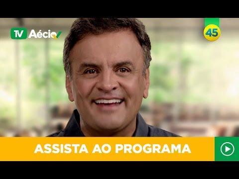 Assista ao programa eleitoral de Aécio Neves (21/10/2014 - Noite)