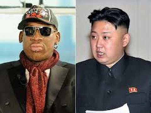 Dennis Rodman Asks BFF Kim Jong-Un To Do Him a Solid