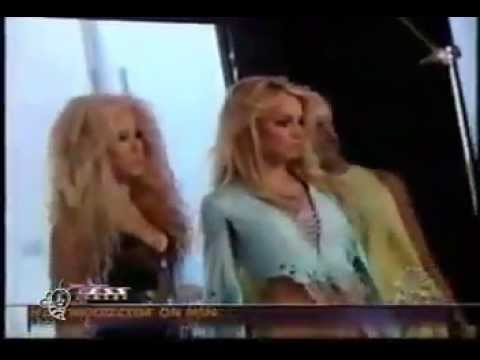 Britney Spears, Shakira And Mary J Blige 2002 Rolling Stone Photoshoot On Access Hollywood