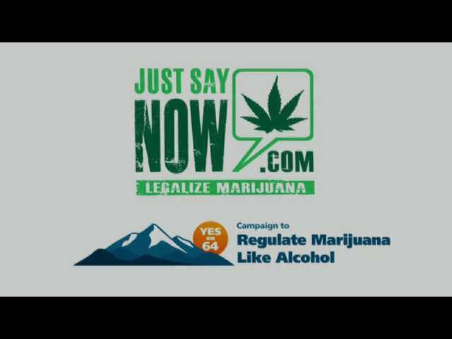 2012 Just Say Now Marijuana Legalization Phone Bank