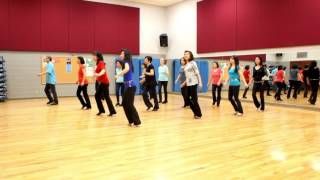 Inna's Heaven - Line Dance (Dance & Teach in English & 中文)