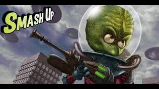 Roll & Move Reviews: Smash Up!