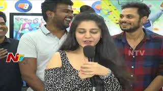 Kirrak Party Movie Dum Dare Song Launch - Nikhil | Samyuktha