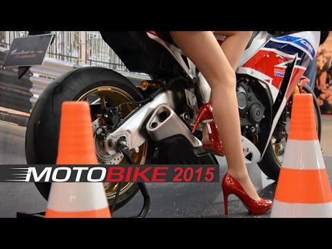 Мотобайк 2015 - Выставка мотоциклов. Моторейтинг