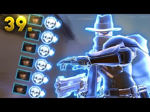 How to kill 6 Enemies Alone..!! | OVERWATCH Daily Moments Ep. 39 (Funny and Random Moments)