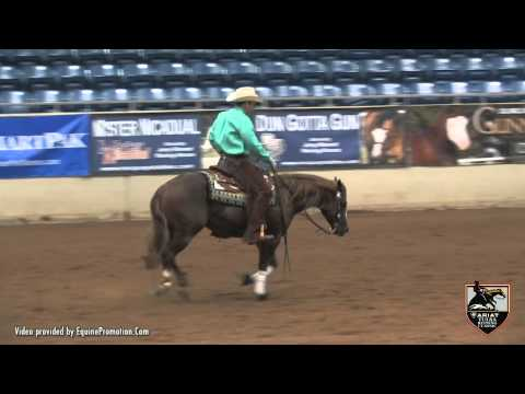 Colonels Smart Spook and Jordan Larson - 2012 ATRC Open Derby Champions (228.5)
