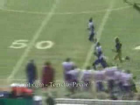 Terrelle Pryor High School highlights