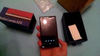 Nokia Lumia 920 з Aliexpress за 91 $. Посылка из Китая №145