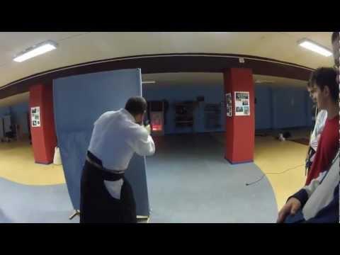 СинКенСёБу - Мини-турнир по стрельбе из-за укрытия