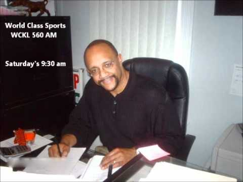 Talk Radio - Amateur Boxing- 9-3-11 Part 1