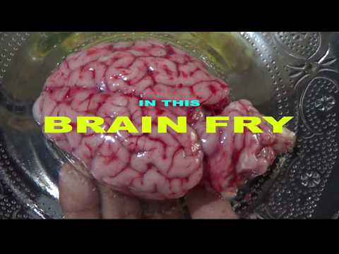 brain fry / bheja fry / goat brain fry in telugu with english words