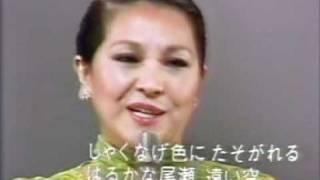 岸洋子 夏の思い出