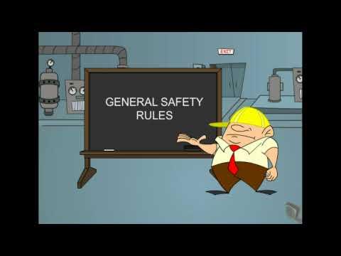 一般的安全规则