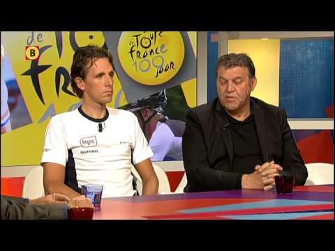 Lars Boom over de Tour de France
