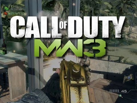 MW3 - Death Reaction Montage 20! (Funny MW3 Moments)