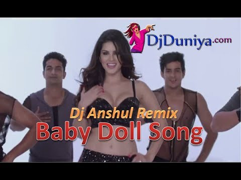Baby Doll - Ragini Mms 2 - Dj Anshul Remix - Djduniya video