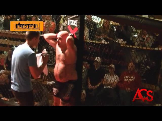 ACSLIVE.TV Presents PCFL Oct 11th Mike Adams Vs Jonathan Newell