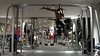 best Pull Ups  Back Abs Training and more...