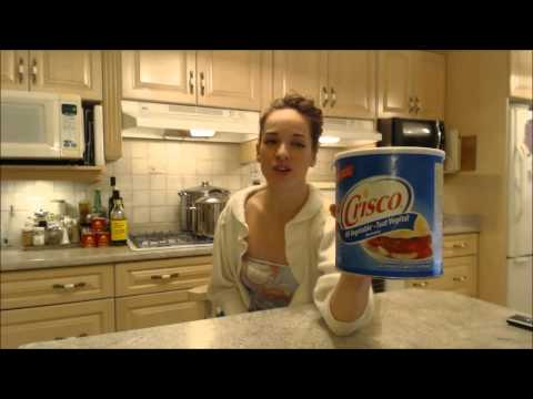 Crisco All-Vegetable Shortening: What I Say About Food