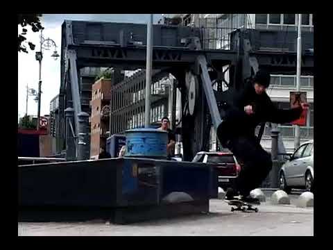 DC Shoes 'King of Dublin' (2009) for St Patrick's Day