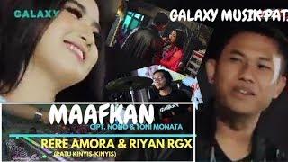 RERE AMORA & RIYAN RGX - LIVE GALAXY MUSIC PATI