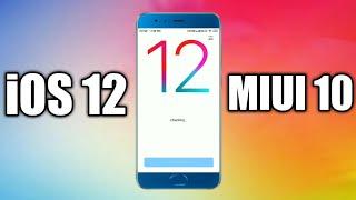 IOS 12 New Theme Miui 10 | IOS 12 Theme Miui 10 | IOS 12 New Theme Miui 10 | New Theme OS 12 Miui 10