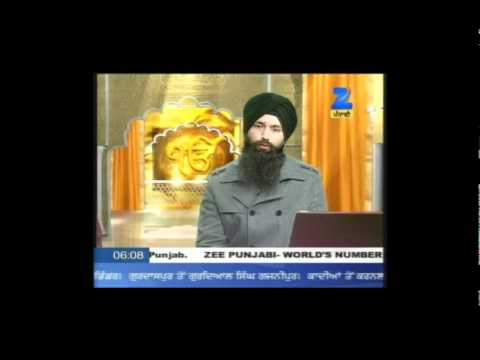 Second Day On Mangla Charn and Daily Routine At Zee Punjabi -Tiger Jatha Uk