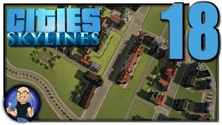 EXPANSION!! SETTING UP FOR THE HARBOR!: Cities: Skylines Gameplay S2E18