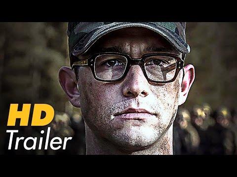 SNOWDEN Teaser Trailer (2016) Joseph Gordon Levitt, Nicolas Cage