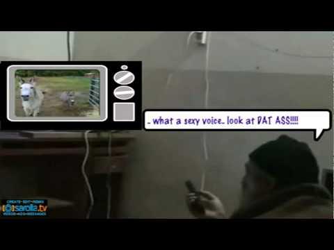 Bin Laden Watching Porn! video