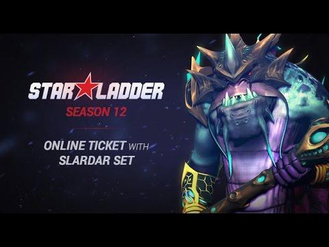 SLTV StarSeries Season 12 Ticket short adv