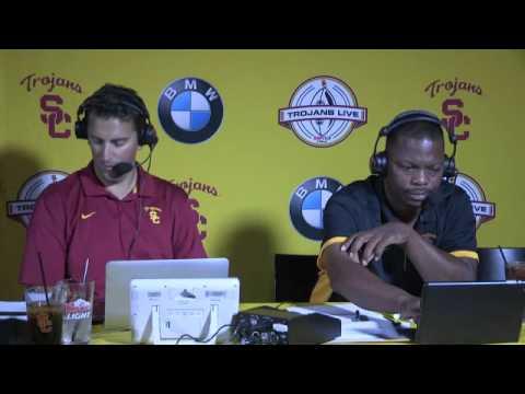Trojans Live - Mick Haley (9/28/15)