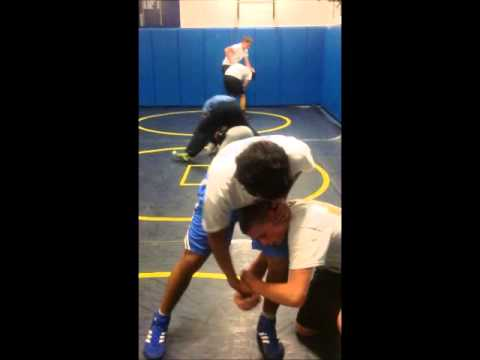 single leg def drill