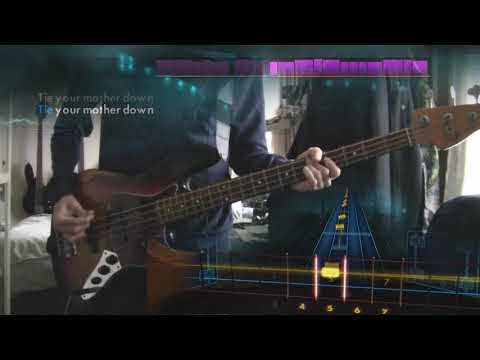 Rocksmith Remastered Queen - Tie Your Mother Down DLC (Bass) 99% MP3