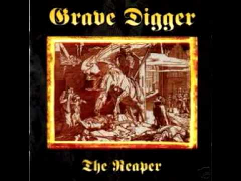 Grave Digger - Under My Flag