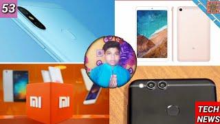 Xiaomi mi pad 4, Xiaomi redmi 6 Pro launched, honor 7x price drops TECH NEWS#53