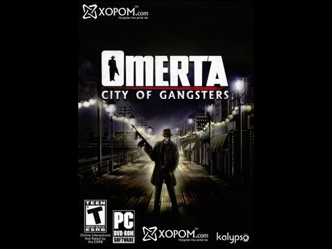 Omerta city of gangsters (миниобзор) rus