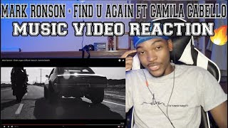 Mark Ronson - Find U Again (Official Video) ft. Camila Cabello - REACTION