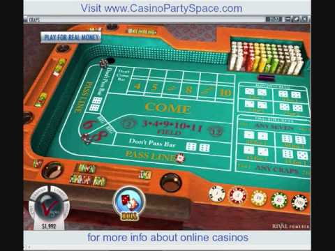 Learn to play craps fast