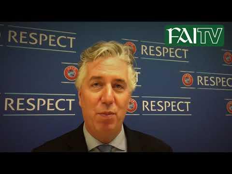 FAI CEO on EURO 2020 city pairing