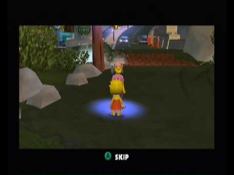 The Simpsons Hit and Run Walkthrough pt8