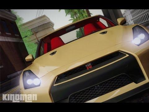 Nissan GTR Egoist