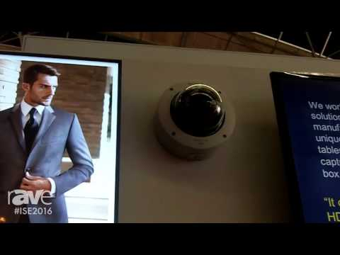ISE 2016: Sony Electronics Details 4K Video Security Camera