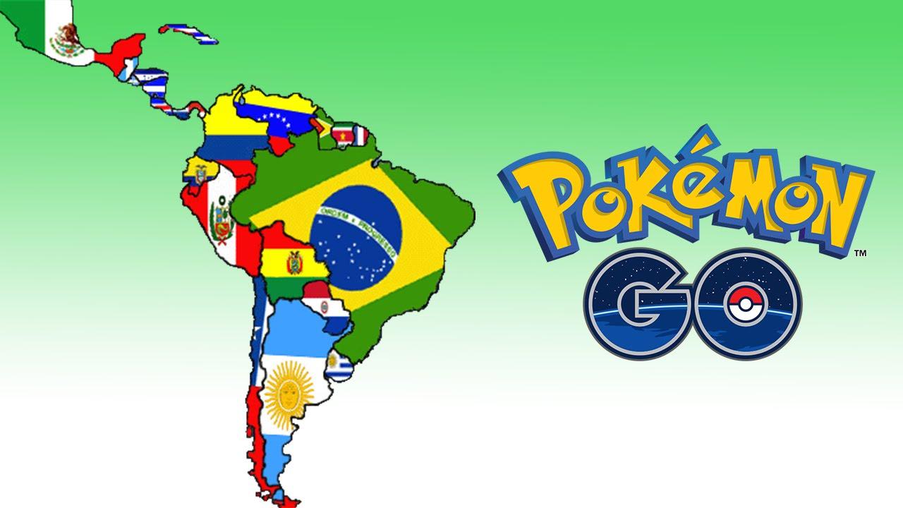 PokemonGo en Latinoamerica