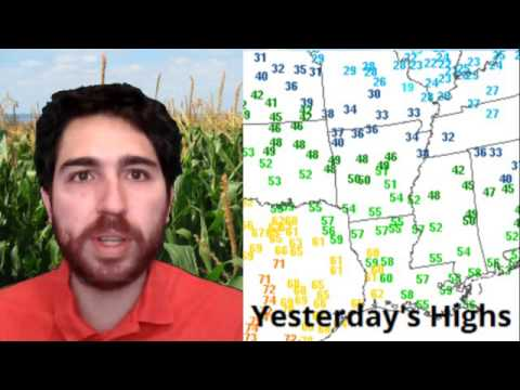 IAG Daily Weather Video for February 10, 2016