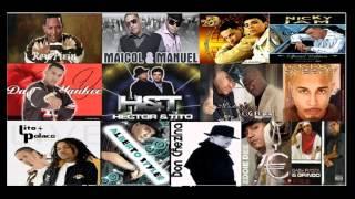 Bailando perreando - Wisin & Yandel (reggaeton underground)