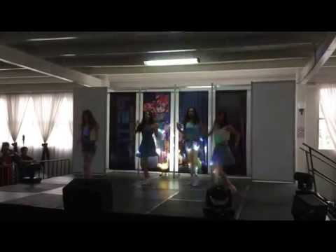 Ladies Code - Kiss Kiss dance cover by Optimum