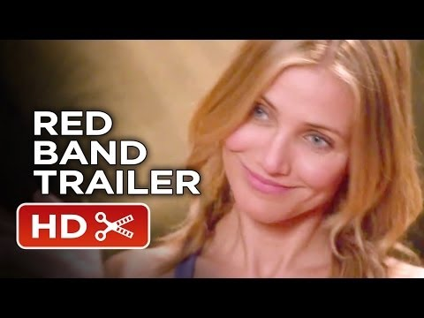 Sex Tape Official Red Band Trailer #2 (2014) Cameron Diaz, Jason Segel Movie HD